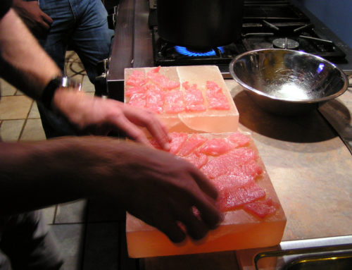 Cooking Salt Tile